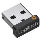 LOGITECH USB Unifying Receiver - EMEA - CLAMSHELL