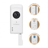 Edimax Full HD WI-FI Smart Home Connect kit