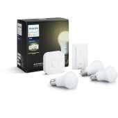 Philips HUE starter kit 3, E27, bijela