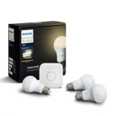 Philips HUE starter kit 3, E27, bijela PROMO