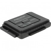 DeLOCK Converter USB 3.0 to SATA / IDE 40P / 44P IDE, USB adapter (with backup function)