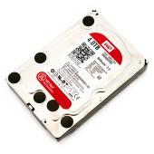 WD Red HDD Desktop (3.5'', 4TB, 64MB, RPM IntelliPower, SATA 6 Gb/s)