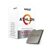 AMD Athlon 200GE 2C/4T (3.20GHz), Socket AM4, 5MB cache, Radeon Vega, 35W