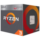 AMD Ryzen 3 2200G (3.50/3.70GHz), Socket AM4, 4MB cache, 65W, sa hladnjakom