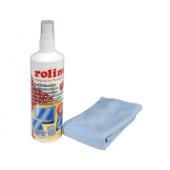 Roline sredstvo za čišćenje TFT monitora sa Microfiber krpicom