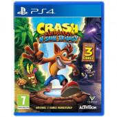 GAM SONY PS4 igra Crash Bandicoot N. Sane Trilogy 2.0