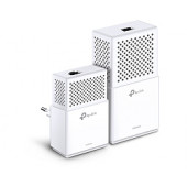 TP-Link AV1000 Powerline bežični mrežni adapter, 300Mbps/867Mbps (2.4GHz/5GHz), 2×2 MIMO, 3×GLAN, HomePlug AV, Plug and