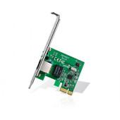 TP-Link Gigabit PCIe mrežna kartica 32-bit, 10/100/1000Mbps Auto-Negotiation RJ45 port, Auto MDI/MDIX