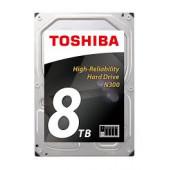 Toshiba N300 8TB, 128MB, 7200rpm, NAS, retail