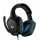 Logitech G432 7.1 gaming slušalice s mikrofonom