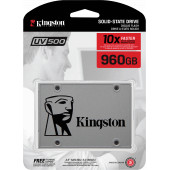 Kingston SSD UV500, R520/W500,960GB, 7mm, 2.5""
