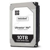 HDD Server HGST Ultrastar HE10 (3.5'', 10TB, 256MB, 7200 RPM, SATA 6Gb/s, 512E SE) SKU: 0F27454/0F27