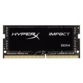 Kingston DRAM 8GB 2666MHz DDR4 CL15 SODIMM HyperX Impact EAN: 740617265378