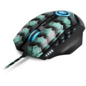 Sharkoon Drakonia II optički igraći miš, 15000dpi, USB, zeleni
