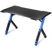 Sharkoon Skiller SGD1, igraći stol, crno-plavi