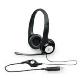 Logitech H390 stereo slušalice sa mikrofonom, USB (981-000406)