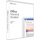 Office Home and Student 2019 English EuroZone Medi