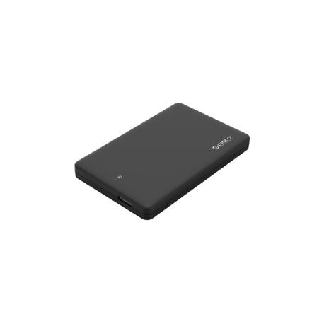 "Orico vanjsko kućište 2.5"" SATA HDD, tool free, USB3.0, crno (2588US3-V1-BK)"