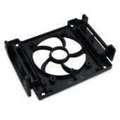"INTER-TECH HDD/SSD/FAN mounting frame 5.25"" to 3.5""/2.5"""