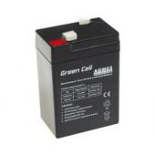 Green Cell (AGM02) baterija AGM 6V 4.5Ah