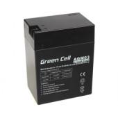 Green Cell (AGM03) baterija AGM 6V 14Ah