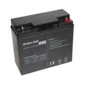 Green Cell (AGM09) baterija AGM 12V 18Ah
