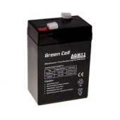 Green Cell (AGM11) baterija AGM 6V 5Ah