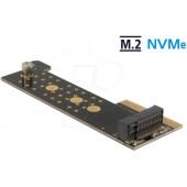 DeLOCK PCIe x4 - 1x NVMe M.2 Key M Server, Adapter