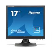 "IIYAMA 17"" ProLite E1780SD-B1, 5:4 (1280×1024) LED TFT, 5ms, 250 cd/m2, VGA/DVI-D/HDCP, zvučnici, crni"