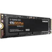 Samsung 970 EVO Plus 500GB NVMe PCIe M.2 2280 SSD, R/W: 3500/3300 MB/s (MZ-V7S500BW)