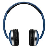 Wireless Foldable Headset, Bluetooth 4.2, Blue