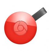 GOOGLE adapter Chromecast 2 red