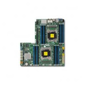 Supermicro MBD-X10DRW-E-O, Dual SKT, Intel C612 chipset, 16 DIMM slots, 10 x SATA3, 2 x 1GbE, IPMI,