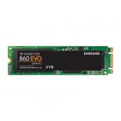 Samsung 860 EVO M.2 2 TB Serijski ATA III MLC