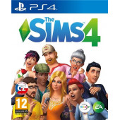 GAME PS4 igra The Sims 4