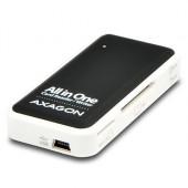 AXAGON CRE-X1 Mini čitač memoriskih kartica 5-slot ALL-IN-ONE