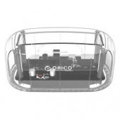 """Orico Docking stanica 3.5"""" SATA HDD, USB3.0, prozirna (ORICO 6139U3)"""