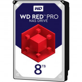 Western Digital HDD, 8TB, 7200rpm, WD RED PRO