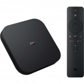 Xiaomi Mi Box S, Network Player (Black, 4K, HDMI, Dolby Audio, Android)