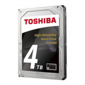 Toshiba 4TB, 7200rpm, 128MB